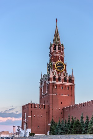 The Red Square of Moscow, Russia