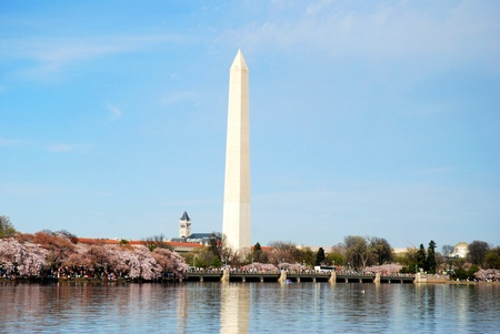 dc: Washington DC Monumento, Stati Uniti Archivio Fotografico