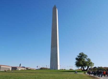 flad: Washington DC Monument