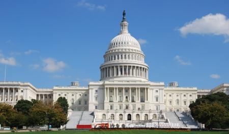 워싱턴 DC 국회 의사당 미국