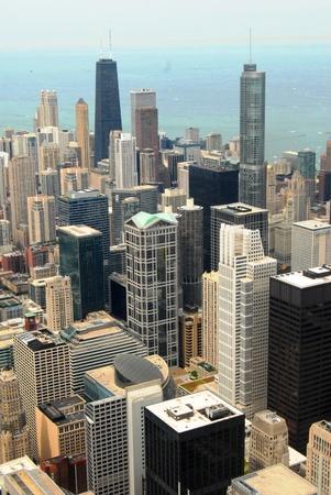 Downtown Chicago, Illinois photo