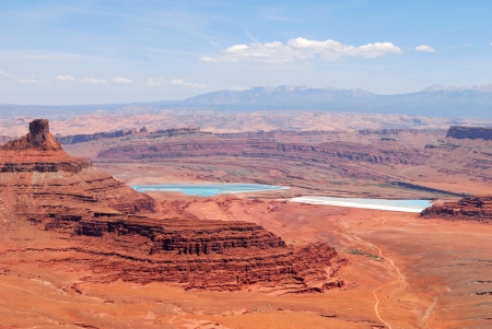 Dead Horse Point Park in Utah, USA  photo