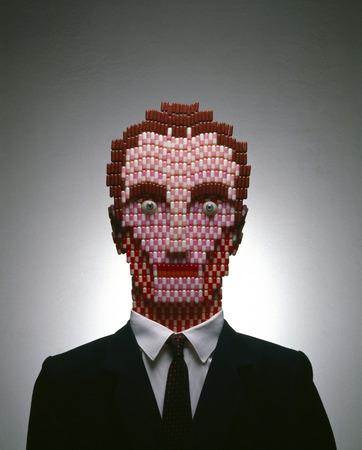 man made: Man made of Pills 5