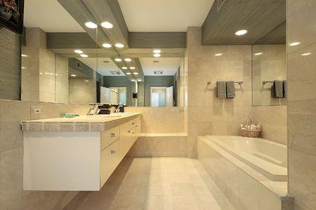 Foto di bagni in marmo: ceramiche caesar bagno di lusso con