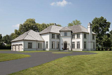 Luxe huis in de voorst eden met drie auto garage