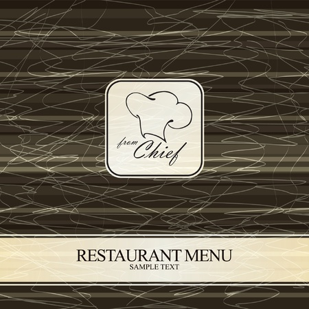 Vector. Restaurant menu design Stock Vector - 10940306