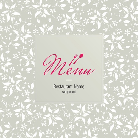 Restaurant menu Stock Vector - 11023744