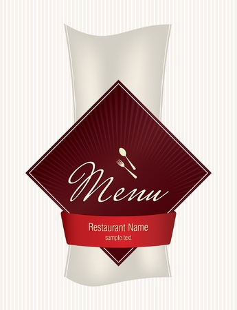 Label for restaurant, cafe and bar  Stock Vector - 11023766