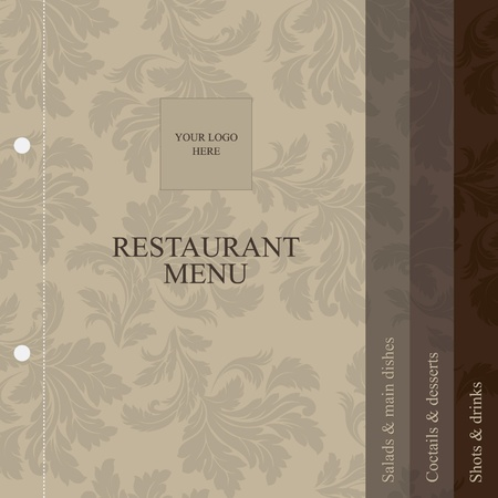 Restaurant menu Stock Vector - 11023706