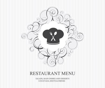 Restaurant menu concept design Stock Vector - 11659394