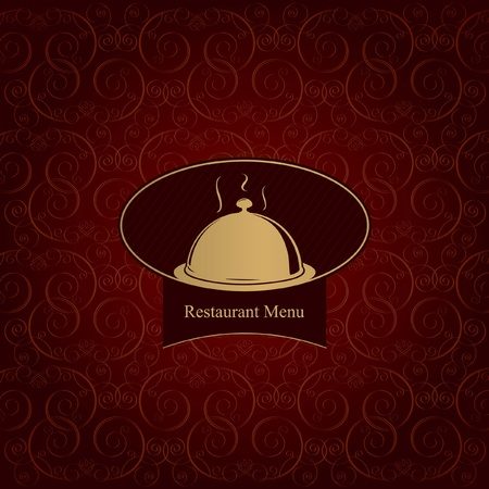 Restaurant menu concept design  Vector