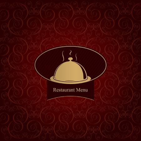 bordo: Restaurant menu concept design  Illustration