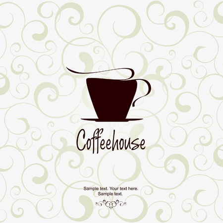 coffeehouse: The concept of coffeehouse menu