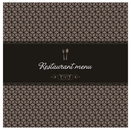 Vector. Restaurant menu design Stock Vector - 11659396