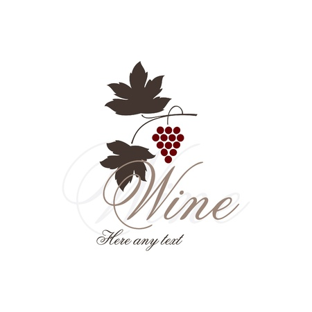 Wine label design Stock Vector - 11659437