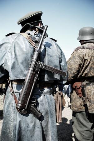 WWII German officers