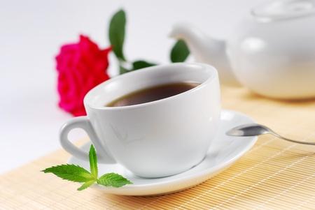 Tea time series  photo