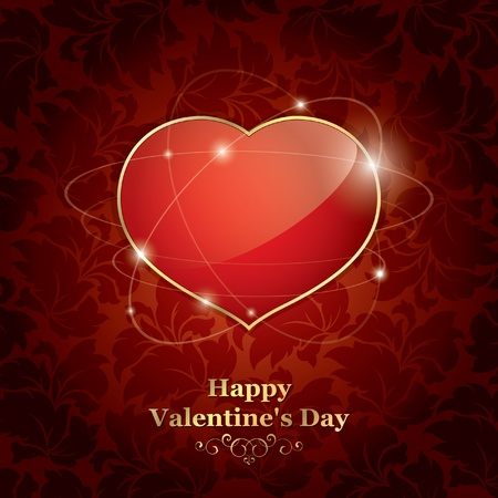 Happy Valentine's Day Stock Vector - 11656566