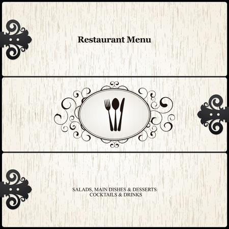 dining: Restaurant menu design