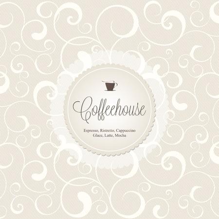 carta de postres: Men� para restaurante, cafeter�a, bar, cafeter�a Vectores