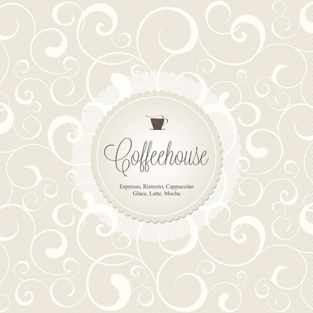 Menu for restaurant, cafe, bar, coffeehouse Stock Vector - 12067138