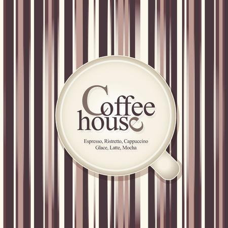 Menu for restaurant, cafe, bar, coffeehouse Stock Vector - 12245148