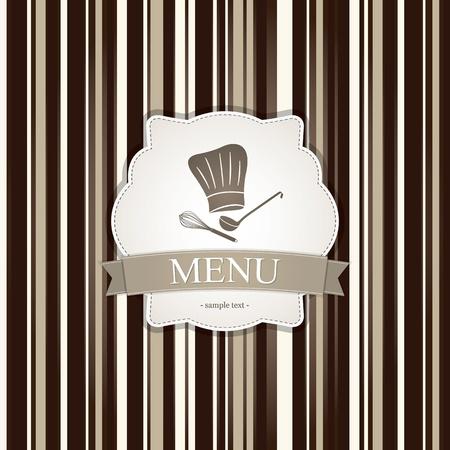 ladle: Restaurant menu design