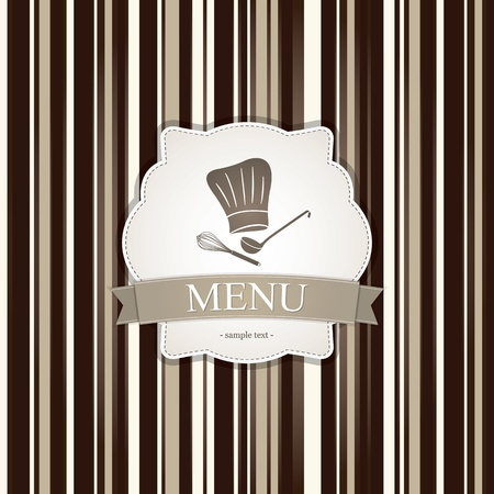 stirring: Restaurant menu design