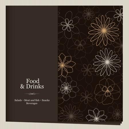 booklet: Restaurant menu design