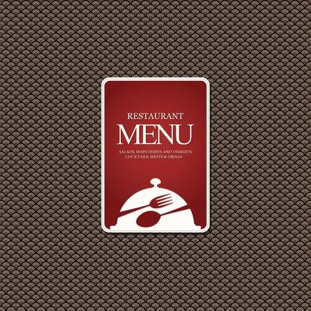 cover art: Restaurant menu design