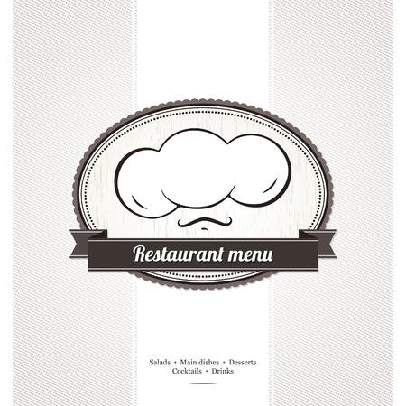 Restaurant menu design Stock Vector - 13702205