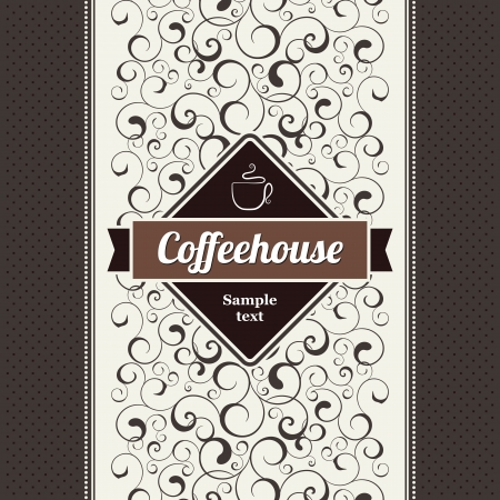 cafeterias: Restaurant or coffee house menu design