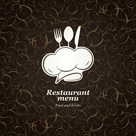 Restaurant menu design Stock Vector - 14411479