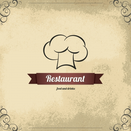 Restaurant menu design Stock Vector - 14957871