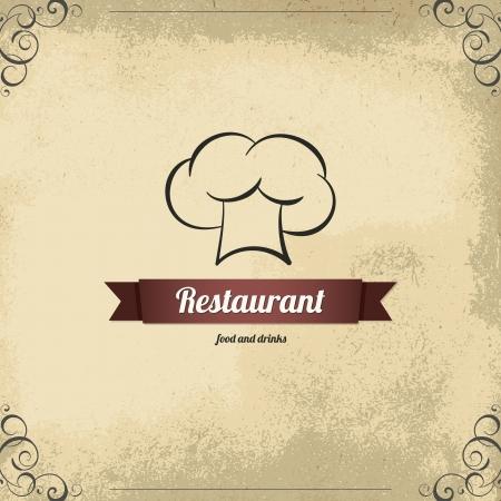 Restaurant menu design Stock Vector - 14957871