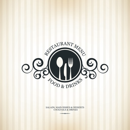 Restaurant menu design Stock Vector - 14957854