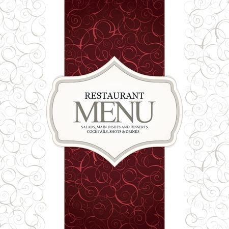 meny: Restaurang menydesign