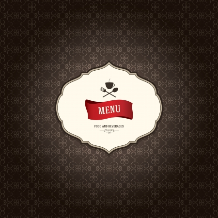 Restaurant menu design Stock Vector - 16666134