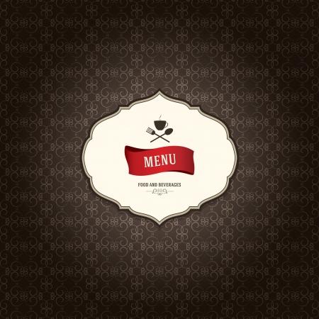 Restaurant menu design Stock Vector - 16666134