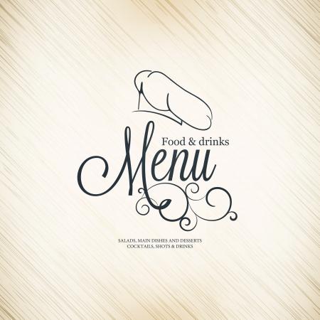 MENU: Restaurant menu design