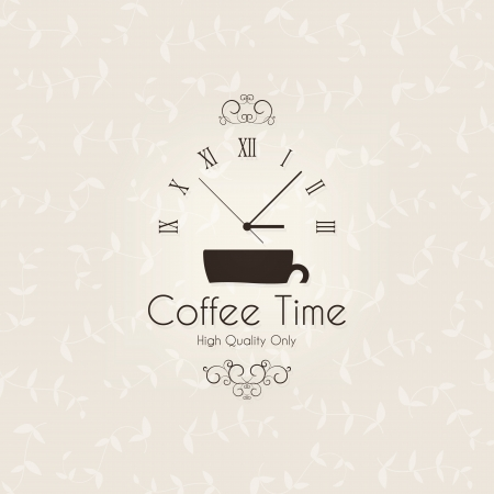 coffee time: Menu for restaurant, cafe, bar, coffeehouse