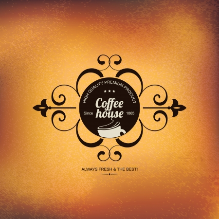 coffee shop: Menu for restaurant, cafe, bar, coffeehouse