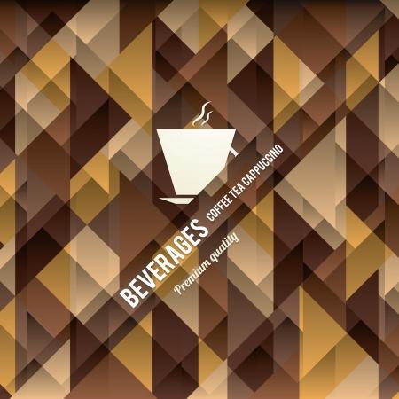 cafe bar: Menu voor het restaurant, cafe, bar, koffiehuis