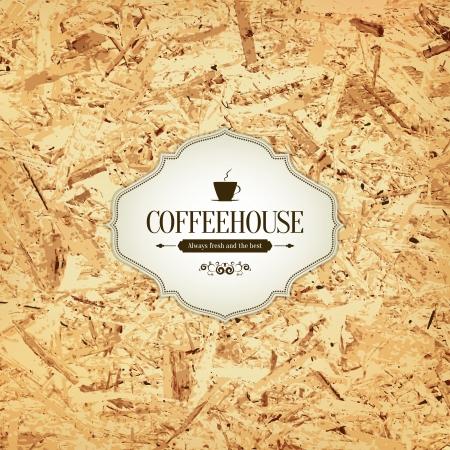 entwurf: Men?r Restaurant, Caf?Bar, Kaffeehaus Illustration