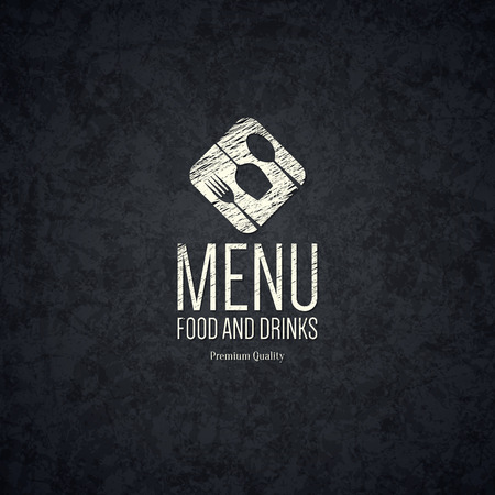 menu background: Restaurant menu design