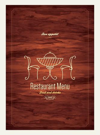 Restaurant menu design Imagens - 29616500