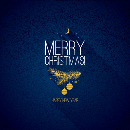 greeting card backgrounds: Christmas and New Year