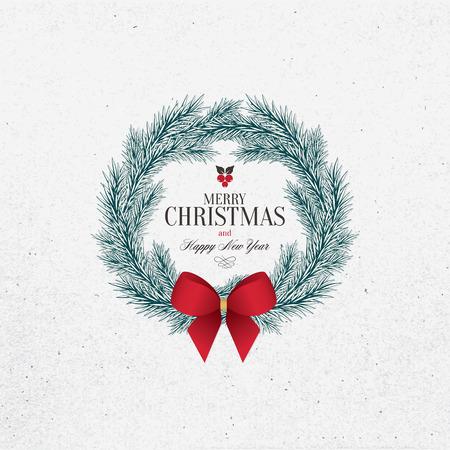 new Year: Natale e Capodanno cartolina Anno