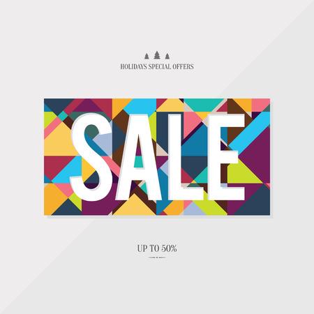 Design poster for black friday sales