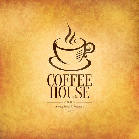 Menu for restaurant cafe bar coffeehouse
